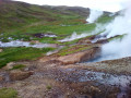 Reykjadalsá, la rivière chaude