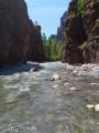 Gorges de Daluis - Randonnée aquatique
