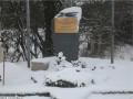 Sous Ottré - Monument Tannenbaum