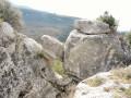 trou dans le rocher