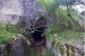 Les tunnels et les collines de Sernhac
