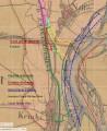 Promenade dans l'ancien lit du Rhin 1:du Pont-levis à l'Écluse Le Corbusier
