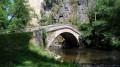 Vieux pont de Pierre-Perthuis