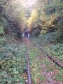 voie du chemin de fer