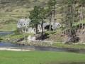 Vue sur l'Affric Lodge