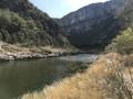 Vue sur l'Ardèche