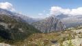 Circuit des lacs autour du Mont Verosso